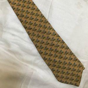 🎉🎉HP🎉🎉NWOT Salvatore Ferragamo Silk Tie